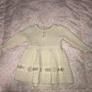 Catherine Malandrino Long Sleeve Knit Dress